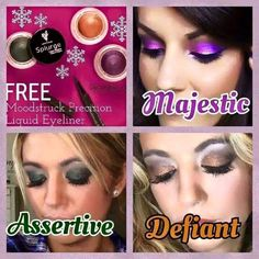 Perfect #stockingfillers so many more colours to choose from and a free new exclusive liquid eyeliner! #makeupjunkie check more out here www.blissfulbeauty.eu