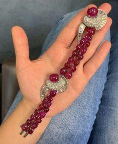 Bracelets – Page 2 – Modern Jewelry Ruby Bracelet, Diamond Bracelets, Gemstone Bracelets, Bangle Bracelets, Bangles, Stylish Jewelry, Modern Jewelry, Jewelry Accessories, Ruby Jewelry