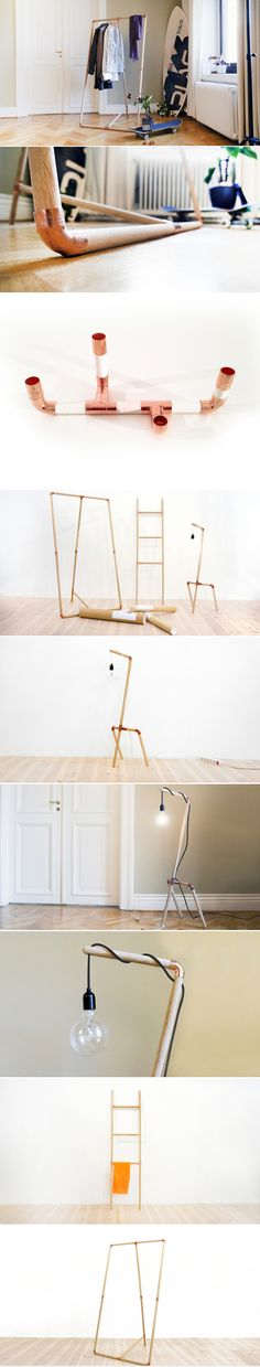 Handmade Profiles: Olle Ekberg & Amina Horozic of Nordic Design Lab via iamthelab.com