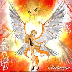 P: Arianna Dimentix Full by florainbloom.deviantart.com