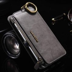 Luxury Wallet Phone Cases For iPhone Leather Handbag Bag Iphone 8, Apple Iphone, Best Iphone, Iphone Cases, Iphone Leather Case, Iphone Wallet Case, Leather Wallet, Pu Leather, Classic Leather