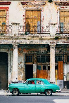 Streets Of Havana - www.simonedf.com - All About Cuba http://www.Cuba-Junky.com