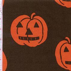 Spellbound by Renee Nanneman for Andover Fabrics Colors: Espresso/Pumpkin $8.99/yd