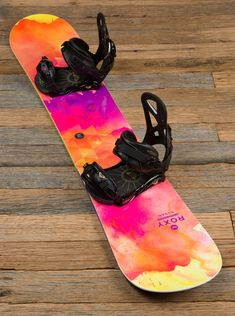 Sugar Banana (watercolor) Snowboard 4231150 | Roxy