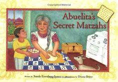 Abuelita's Secret Matzahs by Sandy Eisenberg Sasso, illustrated by Diana Bryer