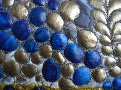 painted quilts | Painted quilts, pretend applique and what I love about my job ...