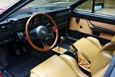 Image 6 of 10: Photo Courtesy: Mark J. McCourt Below the speedometer in the instrument cluster, Callaway installed a calibrated manifold pressure gauge in a matching black pod; the dashboard and controls were otherwise unaltered.