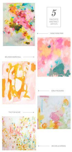 five favorite abstract artists || www.emformarvelous.com (scheduled via http://www.tailwindapp.com?utm_source=pinterest&utm_medium=twpin&utm_content=post488737&utm_campaign=scheduler_attribution)
