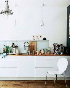 ikea kitchen colour scheme