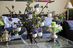 """Atize, DIY, handmade, design, prerábanie nábytku: Veľkonočné """"vázičky""""z vajíčok"""