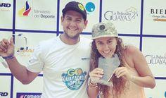 Venezolanos quedaron campeones en el Guayaquil Open de Tenis Playa #Deportes #Tenis