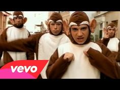 STD Sunday — The Bloodhound Gang - The bad touch Nobody Sound Of Music, Kinds Of Music, New Music, Good Music, Counting Crows, Natalie Imbruglia, Mtv, The Verve, Rob Thomas