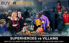 Superheroes vs. Villains Halloween Costumes at BuyCostumes!  Coupon Code! - http://www.stacyssavings.com/superheroes-vs-villains-halloween-costumes-at-buycostumes-coupon-code/