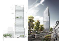 Schmidt Hammer Lassen Architects design a sustainable new benchmark for Stavanger | Inhabitat - Green Design, Innovation, Architecture, Green Building