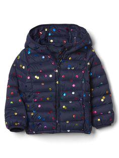 Glitter coat gap