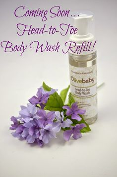 OliveBaby.ca Body Wash, Shampoo, Soap, Pure Products, Bottle, Baby, Shower Gel, Flask, Baby Humor
