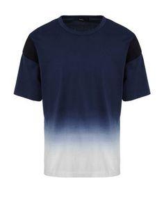 Short sleeve t-shirt Men's - KOLOR BOUGHT at: thecorner.com