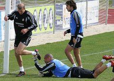 Zidane, Ronaldo & Raul