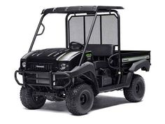 "New 2016 Kawasaki Muleâ""¢ 4010 4x4 SE ATVs For Sale in West Virginia. Great looks, comfort and convenience highlight this Special Edition. The Mule 4010 4x4 SE Side x Side is a powerful mid-size two-passenger workhorse that's capable of putting in a hard day of work as well as touring around the property. SE features include high-output LED headlights, sun top, and SE color graphics 617 cc fuel-injected, V-twin engine produces reliable performance Selectable 2WD or 4WD with dual-mode rear…"