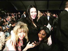 Natasha Lyonne, Laura Prepon, and Danielle Brooks Amy Lee, Orange Is The New Black, Oitnb Cast, Taylor Schilling Laura Prepon, Donna Pinciotti, Alex And Piper, Netflix, Natasha Lyonne, Black Memes