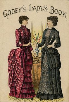 Godey's Lady's Book by Digital Projects at SDSU Library, via Flickr