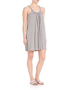 Soft Joie Alayne Tank Dress - Grey - Size