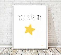 laminas estrellas, laminas bebe, laminas infantiles, cuadro infantil, cuadro…