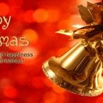 Happy Christmas Wishes 2015 FB Cover Photo