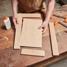 Woodworking Tools Planer Quick and Easy Cabinet Doors The Family Handyman.Woodworking Tools Planer Quick and Easy Cabinet Doors The Family Handyman Making Cabinet Doors, Shaker Cabinet Doors, Diy Cabinet Doors, Shaker Cabinets, Building Cabinet Doors, Building Cabinets, Cabinet Ideas, Woodworking Furniture, Diy Furniture