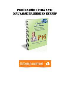 Programme ultra anti mauvaise haleine en etapes pdf avis
