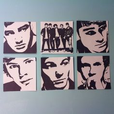 One Direction Art on Pinterest   One Direction Drawings, Harry ...