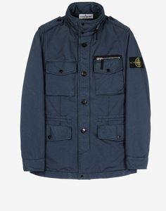 44749 DAVID TC Field Jacket Stone Island Men -Stone Island Online Store