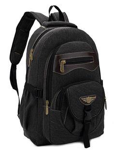 Men s Bags · ETN BAG hot sale men canvas backpack male fashion travel bag   Affiliate Canvas Backpack, 7013918fe1