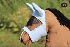 Horse Stables, Horse Tack, Pool Noodle Crafts, Stick Horses, Horse Party, Horse Accessories, Hobby Horse, Police Dogs, Saddle Pads