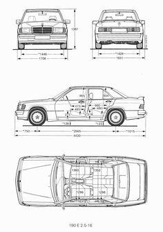 Mercedes-Benz blueprint - Cars and motor Mercedes 190, Mercedes Benz Germany, Mercedes Benz Autos, Classic Mercedes, Bus Camper, Vw Bus, Merc Benz, Mercedez Benz, Best Classic Cars