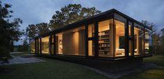 Modern Small House design Desai-Chia Architecture