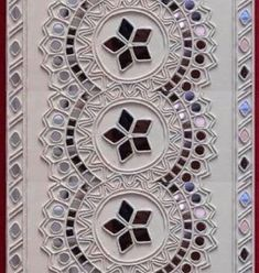 Mirror Canvas, Mirror Art, Clay Wall Art, Clay Art, Wall Hanging Crafts, Tanjore Painting, Madhubani Art, Mini Canvas Art, Indian Folk Art