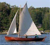 Framsidan - Östnylands allmogebåtsförening