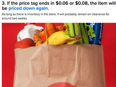 Price Tags Ending In...ClearanceAdvice - how to score the best clearance deals at Target-