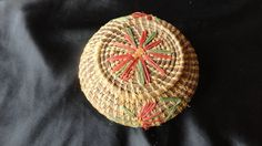 Authentic Coushatta Indian Pine Needle N Grass by tennesseehills