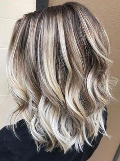 Hair Color Highlights, Hair Color Dark, Blonde Color, Balayage Highlights, Dark Blonde, Blonde Roots, Wedding Highlights, Dark Roots, Summer Highlights