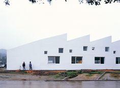Licanten Public Library,© Cristobal Palma