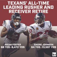 fcceaba0cc3 11 Best Andre Johnson #1 Texan images | Cris collinsworth, Larry ...