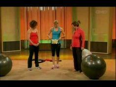 Pelvic Floor Strengthening Exercises - YouTube