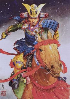 Oda Nobunaga (June 23, 1534 – June 21, 1582) was a powerful samurai warlord of Japan in the late 16th century who initiated the unification of Japan near the end of the Warring States period.