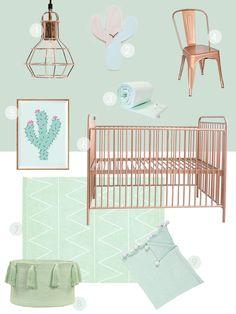 Get the Look - Copper & Mint Magic Little Monkeys, Get The Look, Kids Room, Clever, Mint, Magic, Decor, Room Kids, Decoration