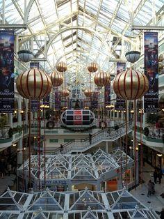 St Stephen's Green Shopping Centre at Christmas #christmasindublin #lovedublin #visitdublin