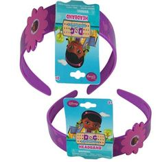 Doc McStuffins Wide Headband