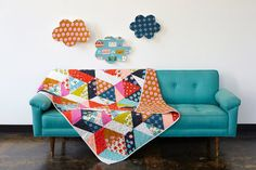 25 Fast and Free Quilt Patterns -