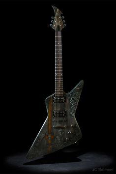 News - Wild Custom Guitars Music Guitar, Guitar Amp, Cool Guitar, Ukulele, Esp Guitars, Cool Electric Guitars, Space Artwork, Beautiful Guitars, Custom Guitars